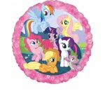 Balon folija teme My little pony velikosti 45cm