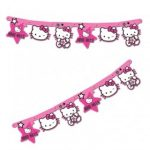 Banner Happy Birtday teme Hello Kitty GP