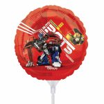 Transformers balon z sliko Optima Prima