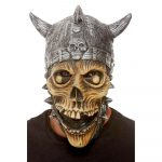 Maska Viking Skeleton z celado