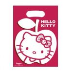Hello Kitty Apple darilne vrecke