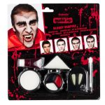 Make-up Vampir set z barvam in krvjo